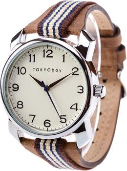 fashion наручные  мужские часы TOKYObay T373-BR. Коллекция Katana