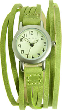 fashion наручные  женские часы TOKYObay T432-GR. Коллекция Gaucho