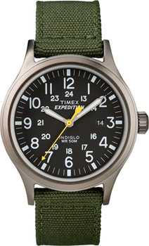 fashion наручные  мужские часы Timex T49961. Коллекция Expedition