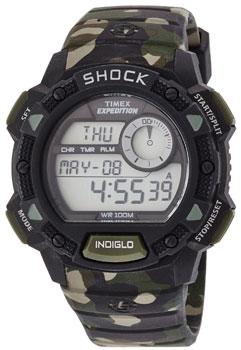 fashion наручные  мужские часы Timex T49976. Коллекция Expedition