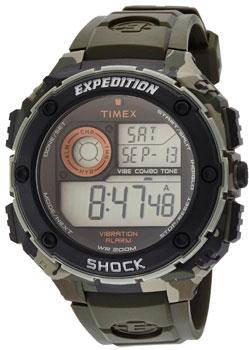 fashion наручные  мужские часы Timex T49981. Коллекция Expedition