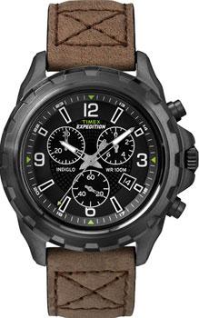fashion наручные  мужские часы Timex T49986. Коллекция Expedition
