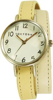 fashion наручные  женские часы TOKYObay T521-BE. Коллекция Dopio