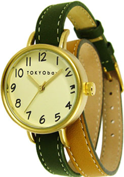 fashion наручные  женские часы TOKYObay T521-GR. Коллекция Dopio