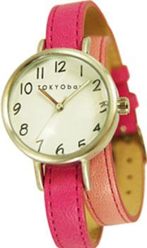 fashion наручные  женские часы TOKYObay T521-PK. Коллекция Dopio