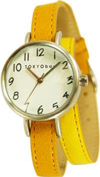 fashion наручные  женские часы TOKYObay T521-YEL. Коллекция Dopio