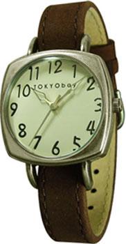 fashion наручные  женские часы TOKYObay T525-BR. Коллекция Ascot