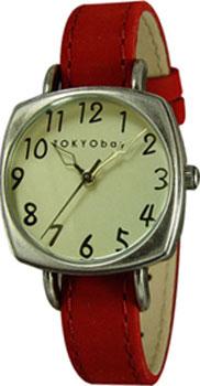 fashion наручные  женские часы TOKYObay T525-RD. Коллекция Ascot