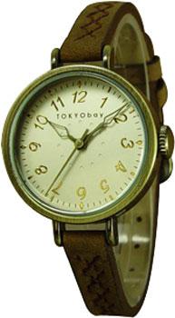 fashion наручные  женские часы TOKYObay T528-BR. Коллекция Charing