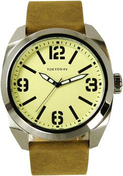 fashion наручные  мужские часы TOKYObay T535-BE. Коллекция Slate