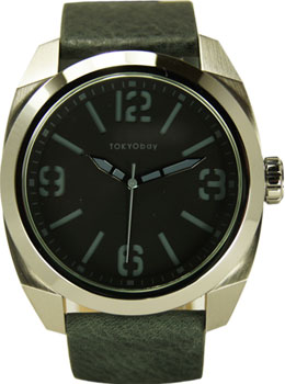 fashion наручные  мужские часы TOKYObay T535-GY. Коллекция Slate
