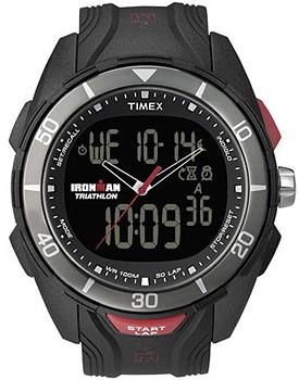 fashion наручные  мужские часы Timex T5K399. Коллекция Ironman Triathlon