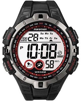 fashion наручные  мужские часы Timex T5K423. Коллекция Marathon