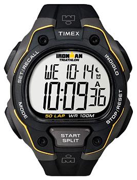 fashion наручные  мужские часы Timex T5K494. Коллекция Ironman Triathlon