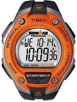 fashion наручные  мужские часы Timex T5K529. Коллекция Ironman Triathlon