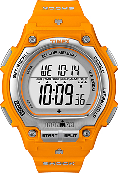 fashion наручные  мужские часы Timex T5K585. Коллекция Ironman Triathlon