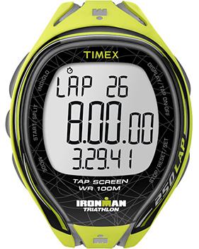 fashion наручные  мужские часы Timex T5K589. Коллекция Ironman Triathlon