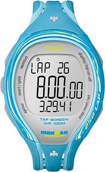 fashion наручные  женские часы Timex T5K590. Коллекция Ironman Triathlon