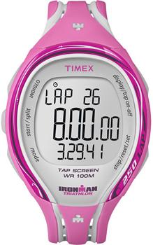 fashion наручные  женские часы Timex T5K591. Коллекция Ironman Triathlon