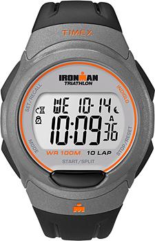 fashion наручные  мужские часы Timex T5K607. Коллекция Ironman Triathlon