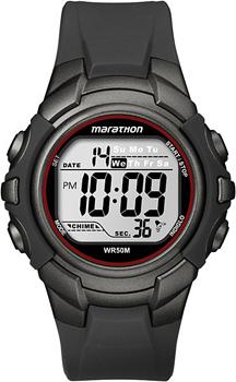 fashion наручные  мужские часы Timex T5K642. Коллекция Marathon