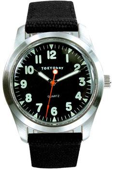 fashion наручные  мужские часы TOKYObay T856-BK. Коллекция Basic