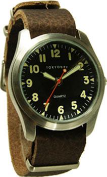 fashion наручные  мужские часы TOKYObay T856-BR. Коллекция Basic