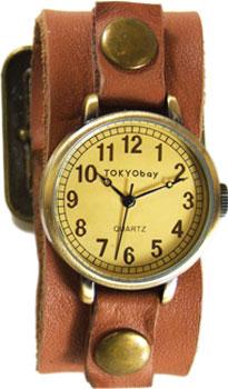 fashion наручные  женские часы TOKYObay T880-BR. Коллекция Century
