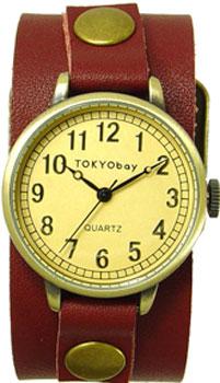 fashion наручные  женские часы TOKYObay T880-RD. Коллекция Century