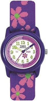 fashion наручные  женские часы Timex T89022. Коллекция Kids