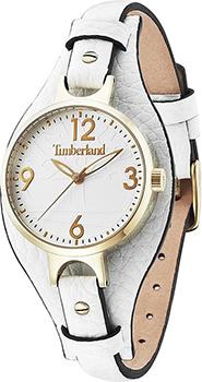 fashion наручные  женские часы Timberland TBL.14203LSG_01. Коллекция Deering