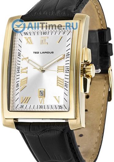 Мужские наручные fashion часы в коллекции Man Collection Ted Lapidus