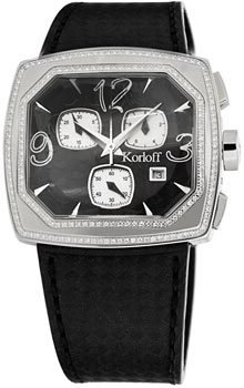 Швейцарские наручные  мужские часы Korloff TKCT9VN.A2414