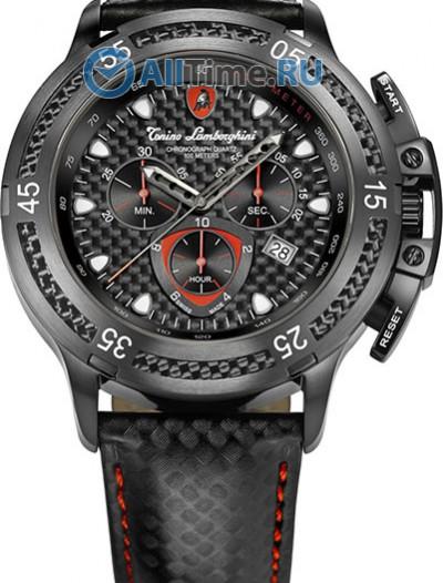 Мужские наручные швейцарские часы в коллекции Wheels Tonino Lamborghini