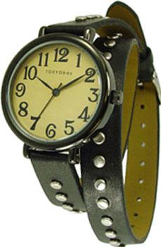 fashion наручные  женские часы TOKYObay TL427-BK. Коллекция Austin