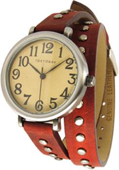 fashion наручные  женские часы TOKYObay TL427-RD. Коллекция Austin