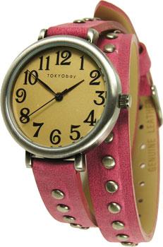 fashion наручные  женские часы TOKYObay TL427-RS. Коллекция Austin