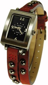 fashion наручные  женские часы TOKYObay TL753-RD. Коллекция Armor