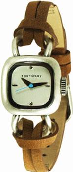 fashion наручные  женские часы TOKYObay TL902-BR. Коллекция Lane
