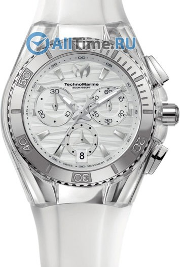 Женские наручные швейцарские часы в коллекции Cruise TechnoMarine