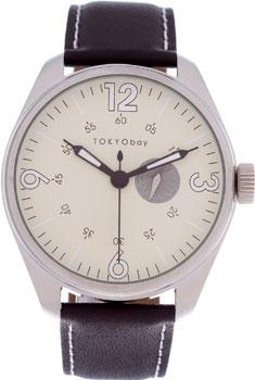 fashion наручные  мужские часы TOKYObay TM5030-BE. Коллекция Jazz