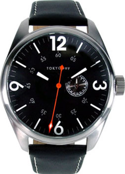 fashion наручные  мужские часы TOKYObay TM5030-BK. Коллекция Jazz