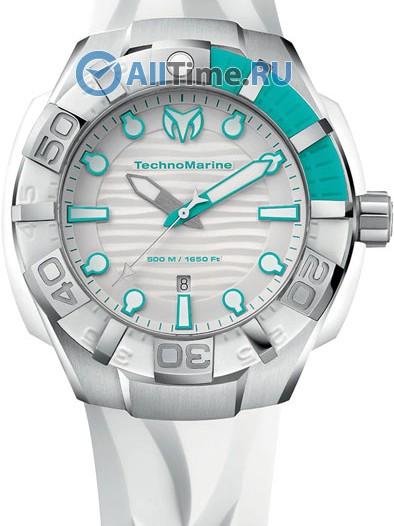 Мужские наручные швейцарские часы в коллекции BlackWatch TechnoMarine