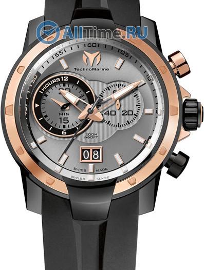 Мужские наручные швейцарские часы в коллекции UF6 TechnoMarine
