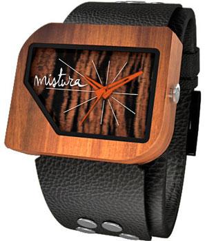 fashion наручные  женские часы Mistura TP09004BKPUPUEBBKON01BK01WD. Коллекция Pellicano