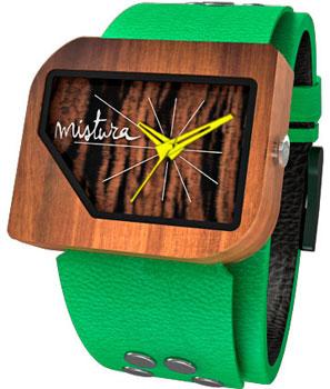 fashion наручные  женские часы Mistura TP09004GRPUEBWD. Коллекция Pellicano