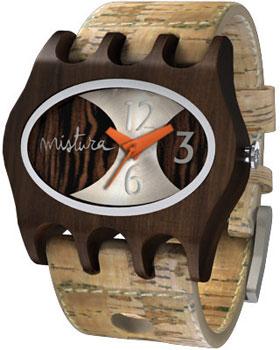 fashion наручные  женские часы Mistura TP09005CKSLPUEBSLON01ON01WD. Коллекция Kamera