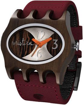 fashion наручные  женские часы Mistura TP09005RDBKPUEBSLON01ON01WD. Коллекция Kamera