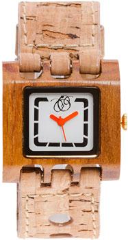 fashion наручные  женские часы Mistura TP09009CKTKWHWDx. Коллекция Quadrato