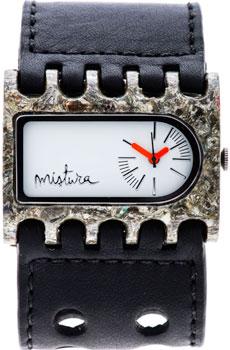 fashion наручные  женские часы Mistura TP09010BKPPWHGRx. Коллекция Ferro Pap